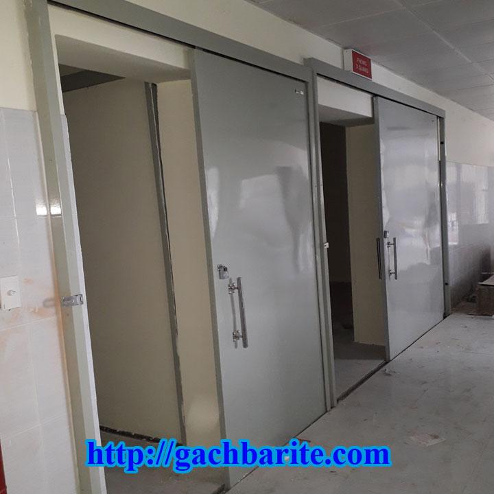 Thi công gạch barite phòng xquang | Kỹ thuật cao, cam kết hiệu quả tin cậy - gachbarite.com