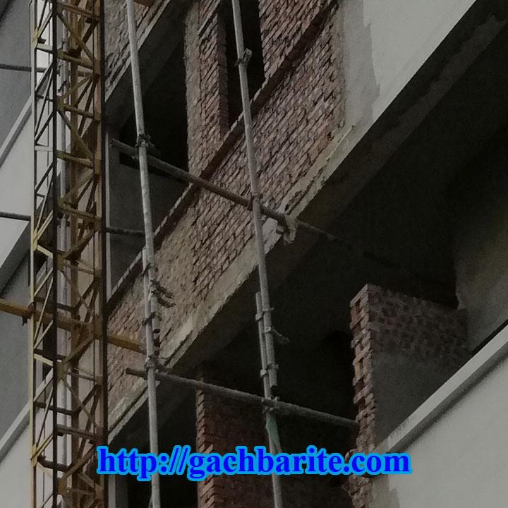 Thi công gạch barite phòng xquang | Quy trình thi công hiện đại nhất, hiệu quả - gachbarite.com